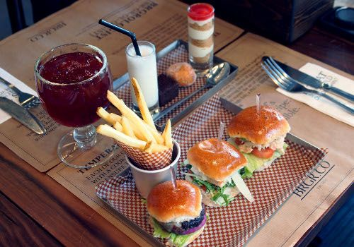 Twist on the classic Afternoon Tea in London