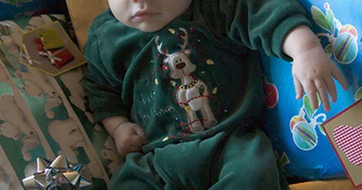 """Tipos de tela utilizadas para la ropa infantil. """"De acuerdo con los arqueólogos y antropólogos, la primera ropa probablemente consistía de piel, cuero, hojas o pasto, cubiertas, envueltas o atadas alrededor del cuerpo para protegerse de los elementos"""", afirma Baby, Clothes.com. Históricamente, los bebés han sido tanto vestidos con poco ropa como muy arreglados. Las telas y estilos para los ..."""