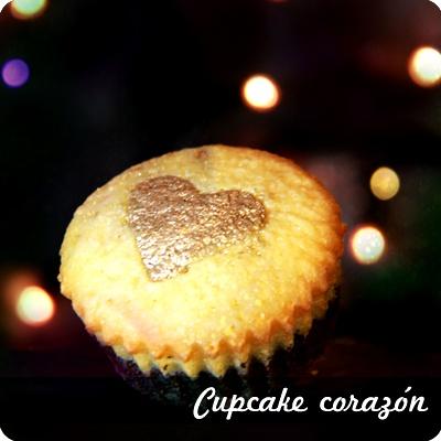 #cupcake corazón CHEZ MUA
