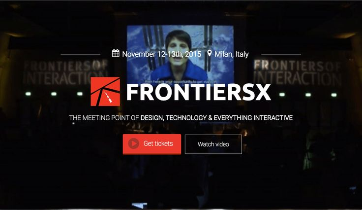FrontiersX for A As Architecture's friends!