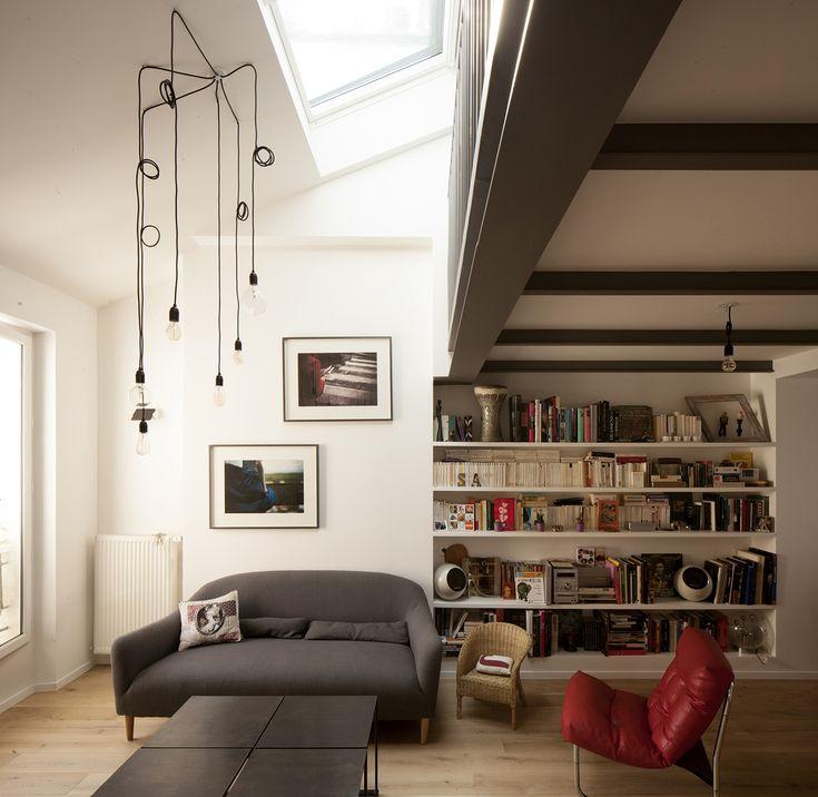 Duplex in Saint-Mande,© Clément Guillaume
