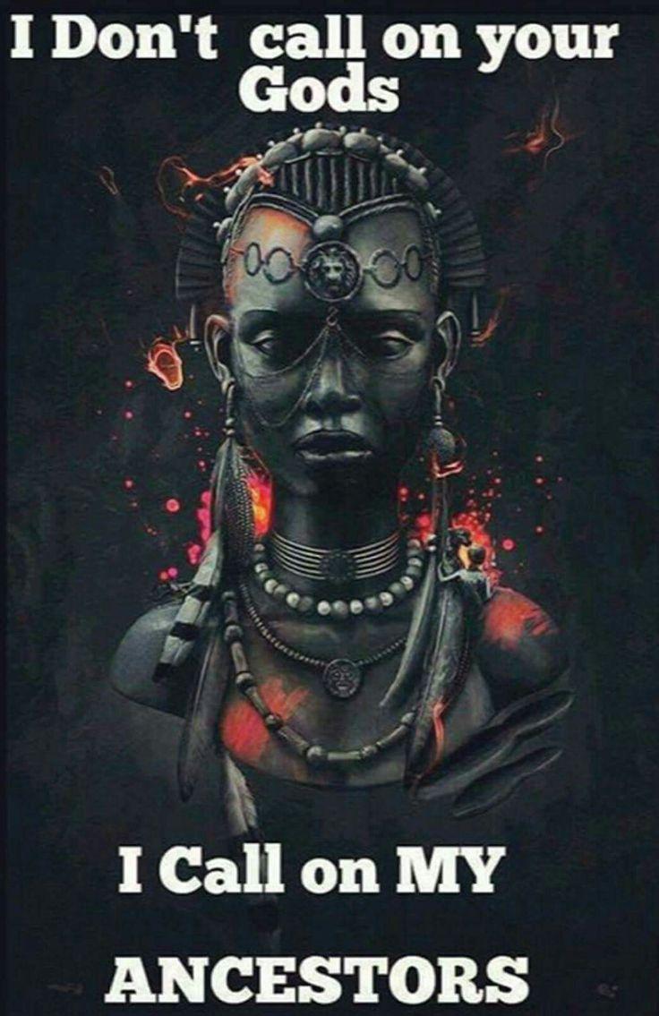 african ancestors religion