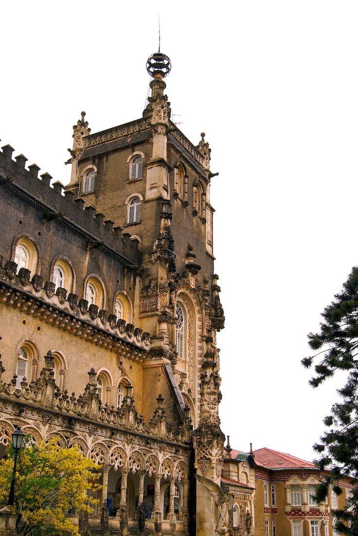 Palacio Bussaco, Luso, Portugal