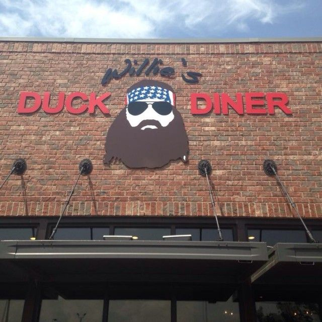 Willie's Duck Diner in West Monroe, LA