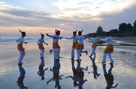 Traditional Dance Seudati Aceh
