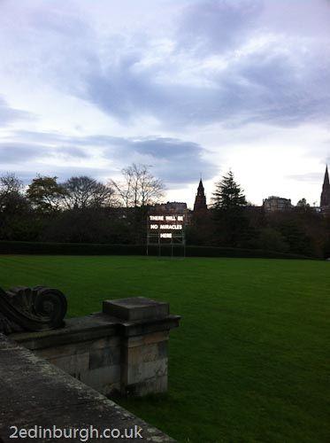Edinburgh - November Short Breaks No11 - #Edin365 The Dean Gallery Edinburgh
