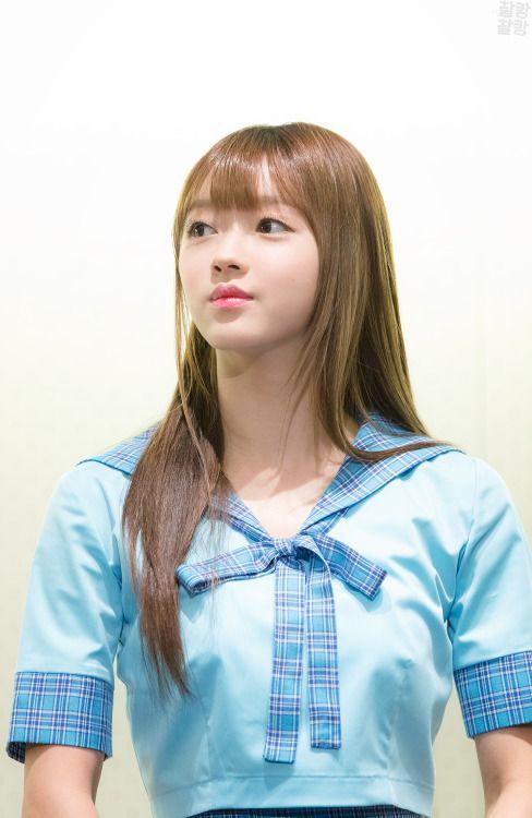 """160828 myeongdong fansign © 찰캉찰캉 | do not edit."""