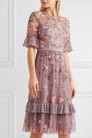 Need& Thread have the most gorgeous dressed for spring and summer I have ever seen, beading, embellishments, sparkles... so chic!