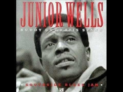 Junior Wells (I Can't Get No) Satisfaction