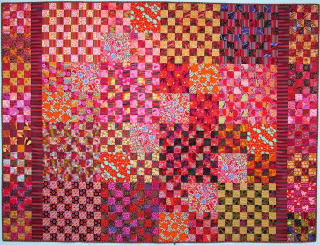 18 best Kaffe Fassett fabric quilts images on Pinterest   Colors ... : kaffe fassett fabrics quilting - Adamdwight.com