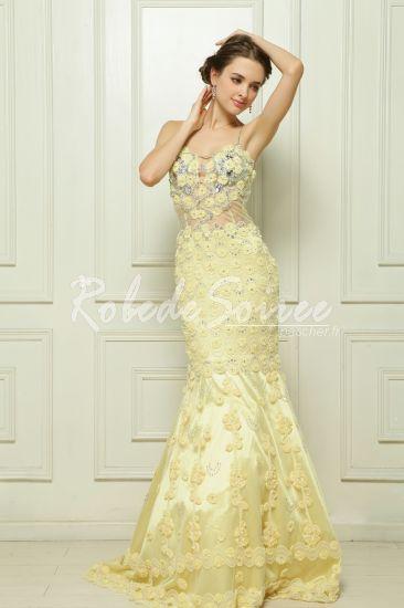 6e91c812c2b Robe cocktail jaune pale – Site de mode populaire