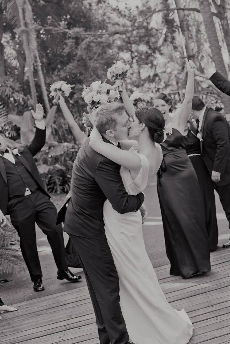 Botanic Gardens Sydney Wedding - Monika Branley Photography