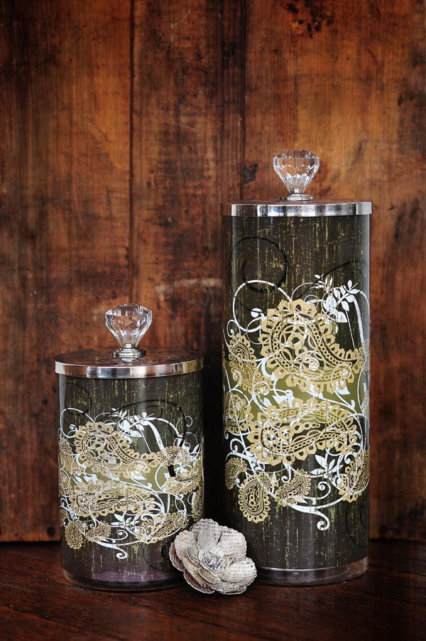 Disinfect Old Glass Jars