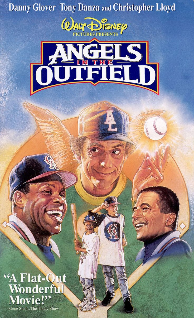 angels in the outfield Classic disney movies, Baseball