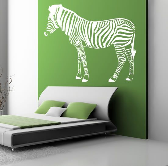 Best Zebra Print Wall Border Images On Pinterest Zebra Print - Zebra stripe wall decals