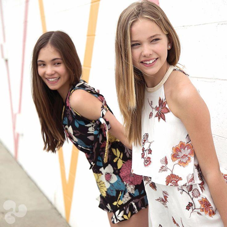 Get closer to the ☀️ with a sweet summertime romper! #tripleflipgirl #tripleflip #summerlove