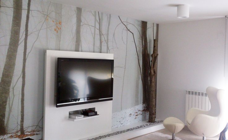 Ideas de Decoracion de Salon, Sala de musica, estilo Moderno diseñado por Habitaka Decorador con #Muebles de TV  #CajonDeIdeas