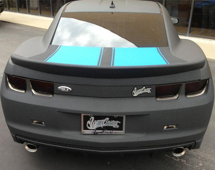 The #LINEX #Camaro has one sexy backside!
