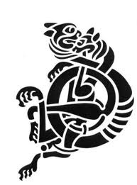 10 best images about knotwork on pinterest lion tattoo indigo and coloring. Black Bedroom Furniture Sets. Home Design Ideas