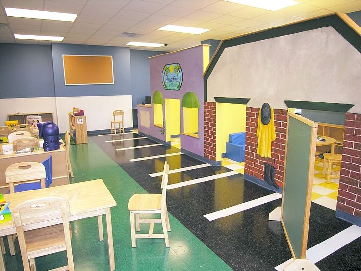 At 11 271 square feet the kiddie academy child care for Learn interior design