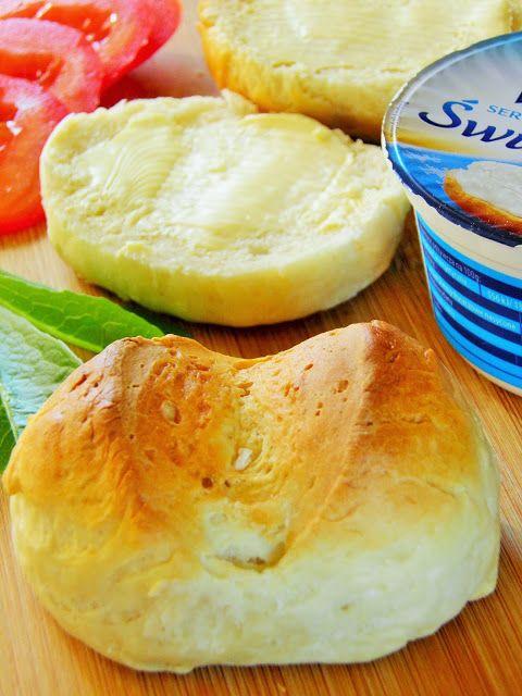 Sio-smutki: Bułeczki śniadaniowe z mlekiem i jogurtem