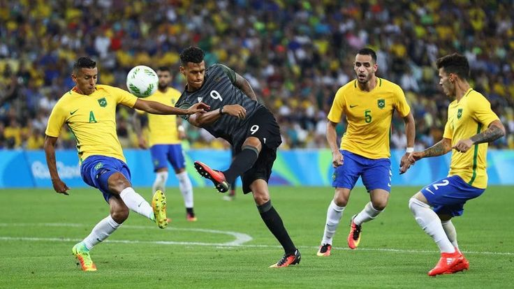 #RIO2016 Breaking: Brazil Win First Ever Gold Medal In Olympic Football