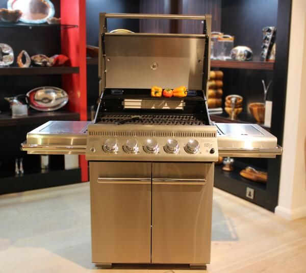 charming Harrods Kitchen Appliances #8: We donu0027t mean to grill you but we think food is always better barbecued