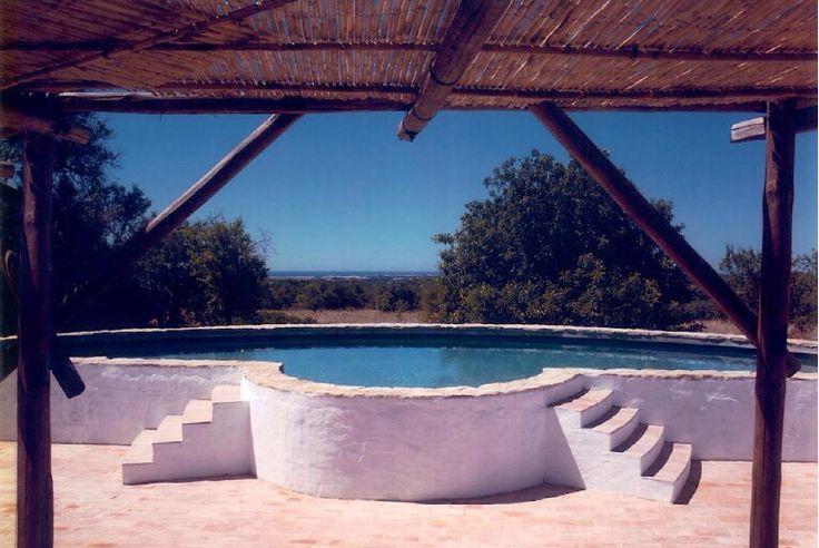 Farm style pool