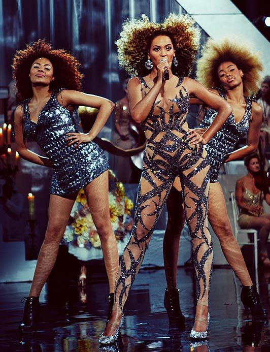 a night with beyonce