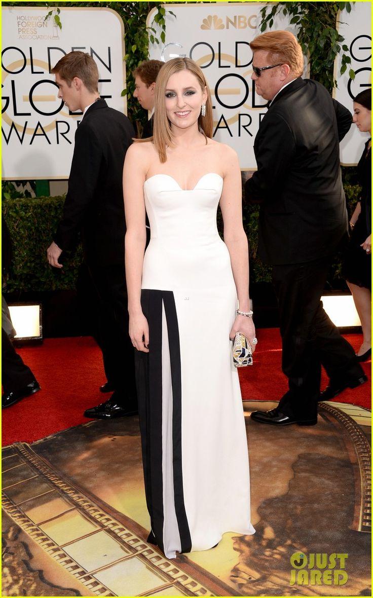 Laura Carmichael - Golden Globes 2014 Red Carpet   2014 Golden Globes, Laura Carmichael Photos   Just Jared