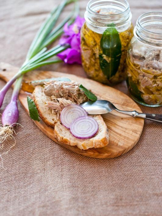 Тунец из Кьянти / Tonno del Chianti | Элла Мартино Рецепты Кулинарные туры Итальянская кухня