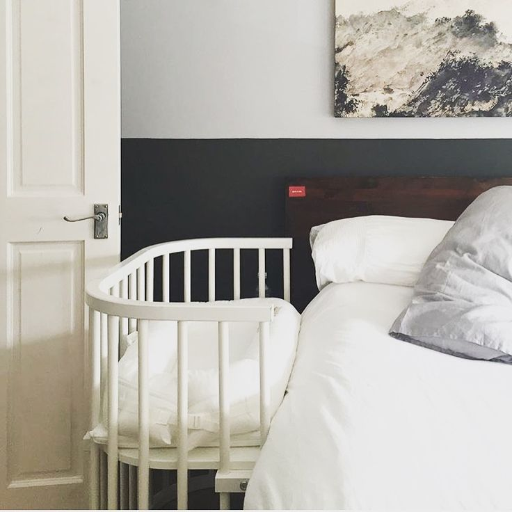 Our choice of surface finishes are made without toxic chemicals, metals, or substances. Visit www.babybay.us to see all 5 finishes! #newborn #babyregistry #roomingin #cosleep #safesleep #babysafety