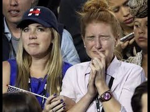 Hilarious Videos of Liberal Mental Meltdowns Over Trump Victory Go Viral. OMG this is the funniest thing I've ever seen!!! We didn't nut up and poopie in our pants when obama won... hahaha