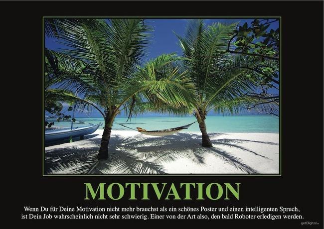 MOTIVATION Poster ;-)