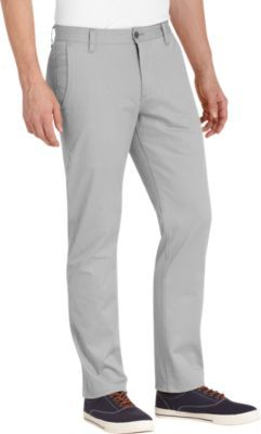 Dockers® Gray Alpha Stretch Pants | Men's Wearhouse