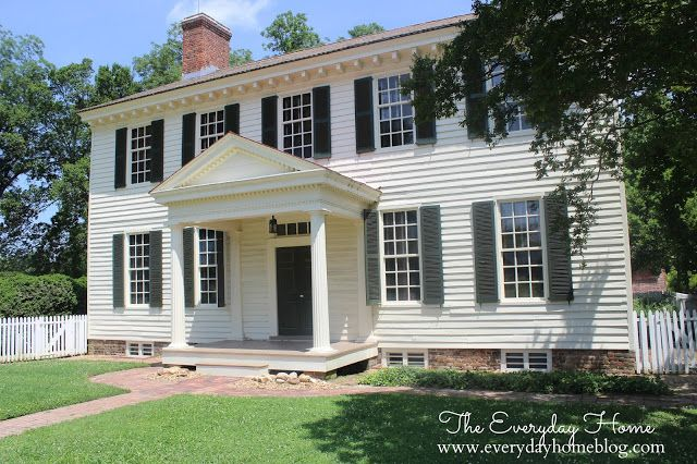 17 Best Images About American Colonial Homes On Pinterest