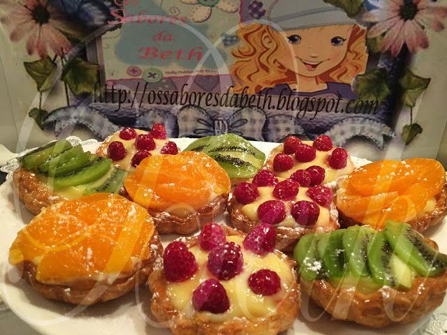 .: Tartelettes Feuilletées aux Fruits / Tartelettes F...