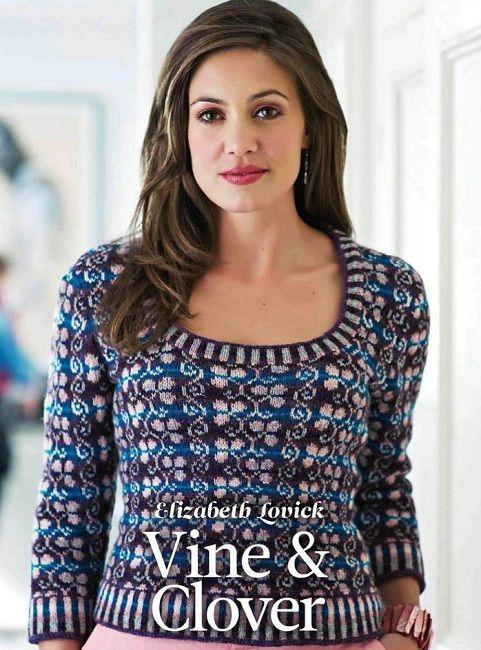 258 best Fair isle images on Pinterest | Fair isle knitting, Fair ...
