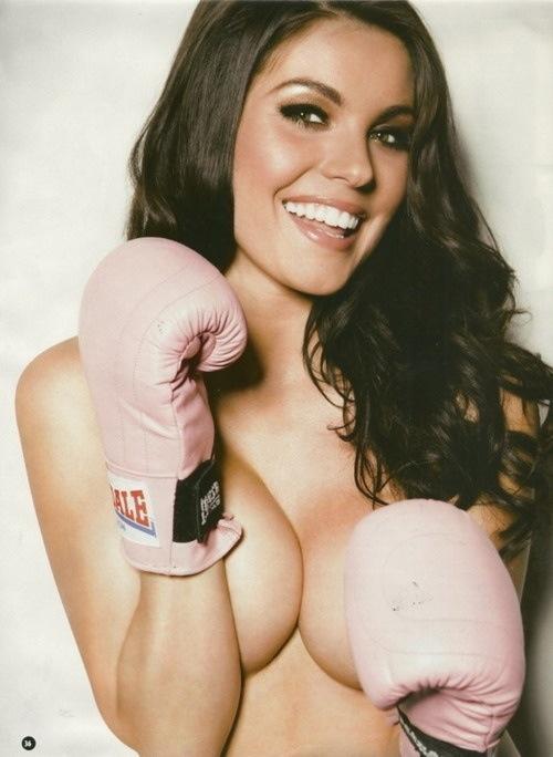 Erotische Frauen Boxen