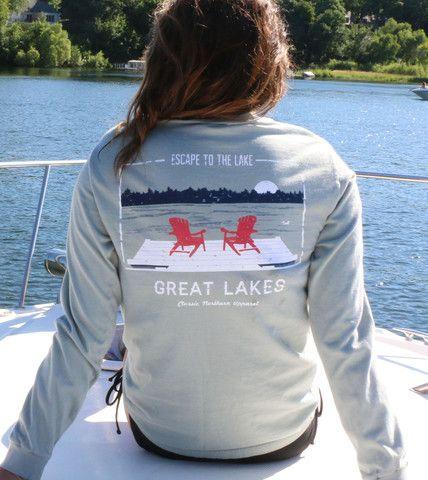 Adirondack - Long Sleeve   Great Lakes Co.