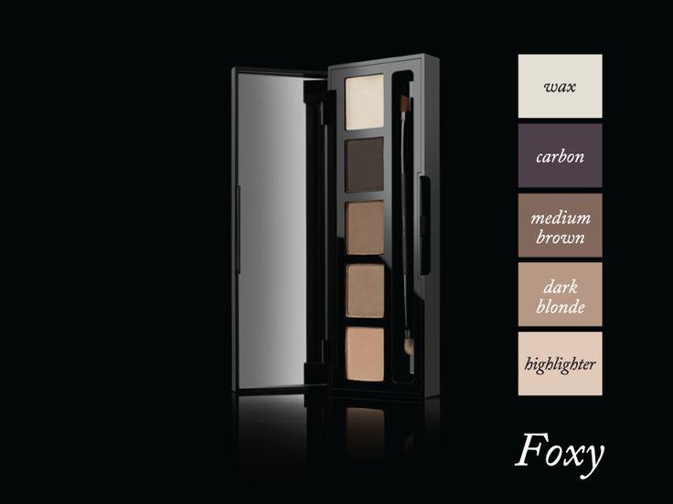 HD Brows : New Eye & Brow Palette