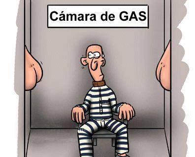 Cámara de gas (chistes gráficos)