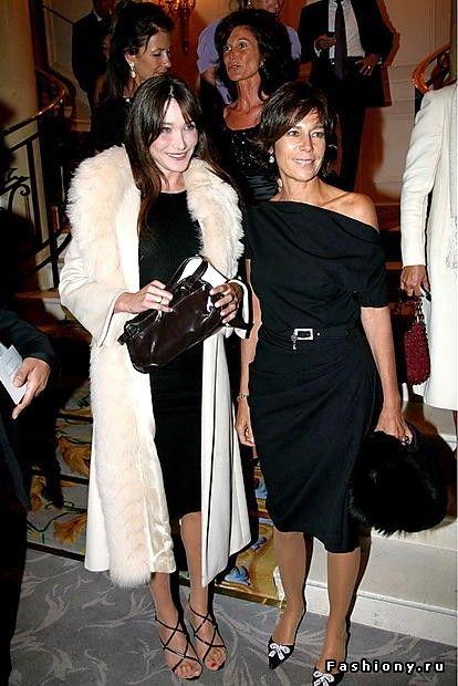 Карла Бруни-Саркози и ее стиль / жена саркози
