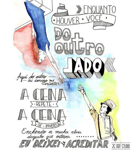 O Anjo Mais Velho - O Teatro Mágico (Composição: Fernando Anitelli)