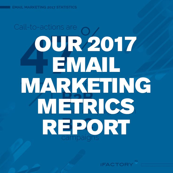 How do your email metrics stack up? We share insight into our 2017 email campaigns, findings and strategy for 2018.