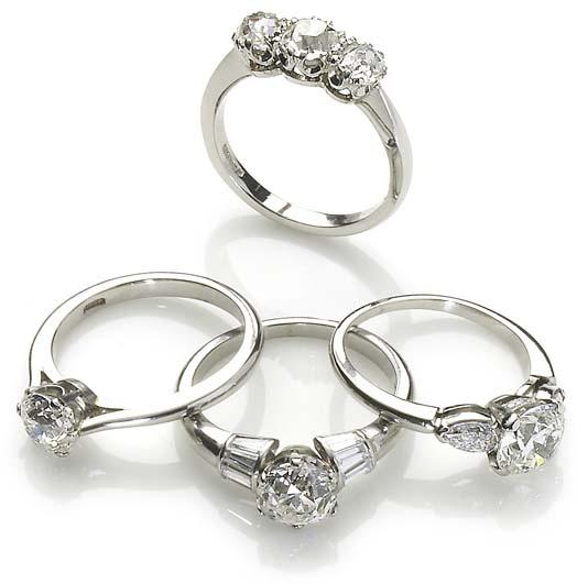 Unique Nice Engagement Ring