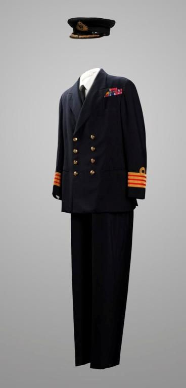 Service Dress Uniform, Captain Charles Best. Captain Best, well-known for his involvement in the discovery of insulin, headed the Royal Canadian Navy's medical research unit from 1942 onwards. The four stripes on the cuffs of Best's uniform jacket show his rank of captain, and the scarlet between the stripes indicate service in the medical branch. In 1939, Best began work on blood transfusion, in particular the production of dried human blood serum for the military. Made director of the…