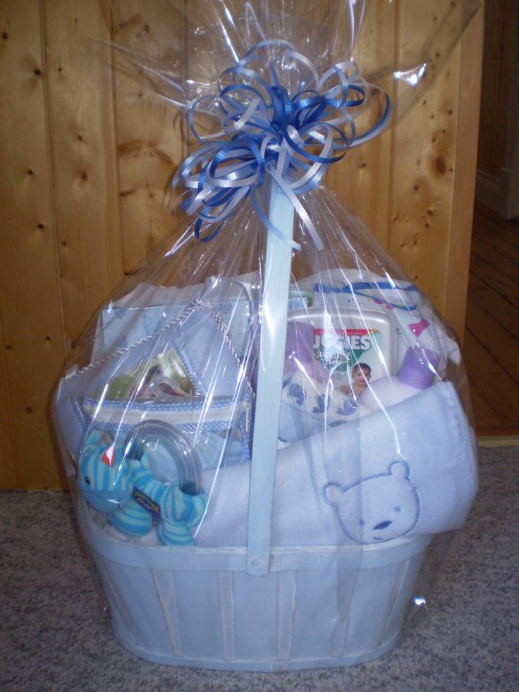 Best Baby Gift Basket Ideas : Baby shower gift basket gifts best