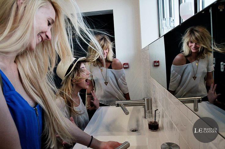 Guests of the new French club Le Sucre have been startled by our latest hand drying technology the Dyson Airblade Tap.
