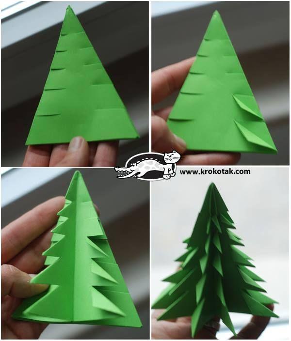 paper tree..